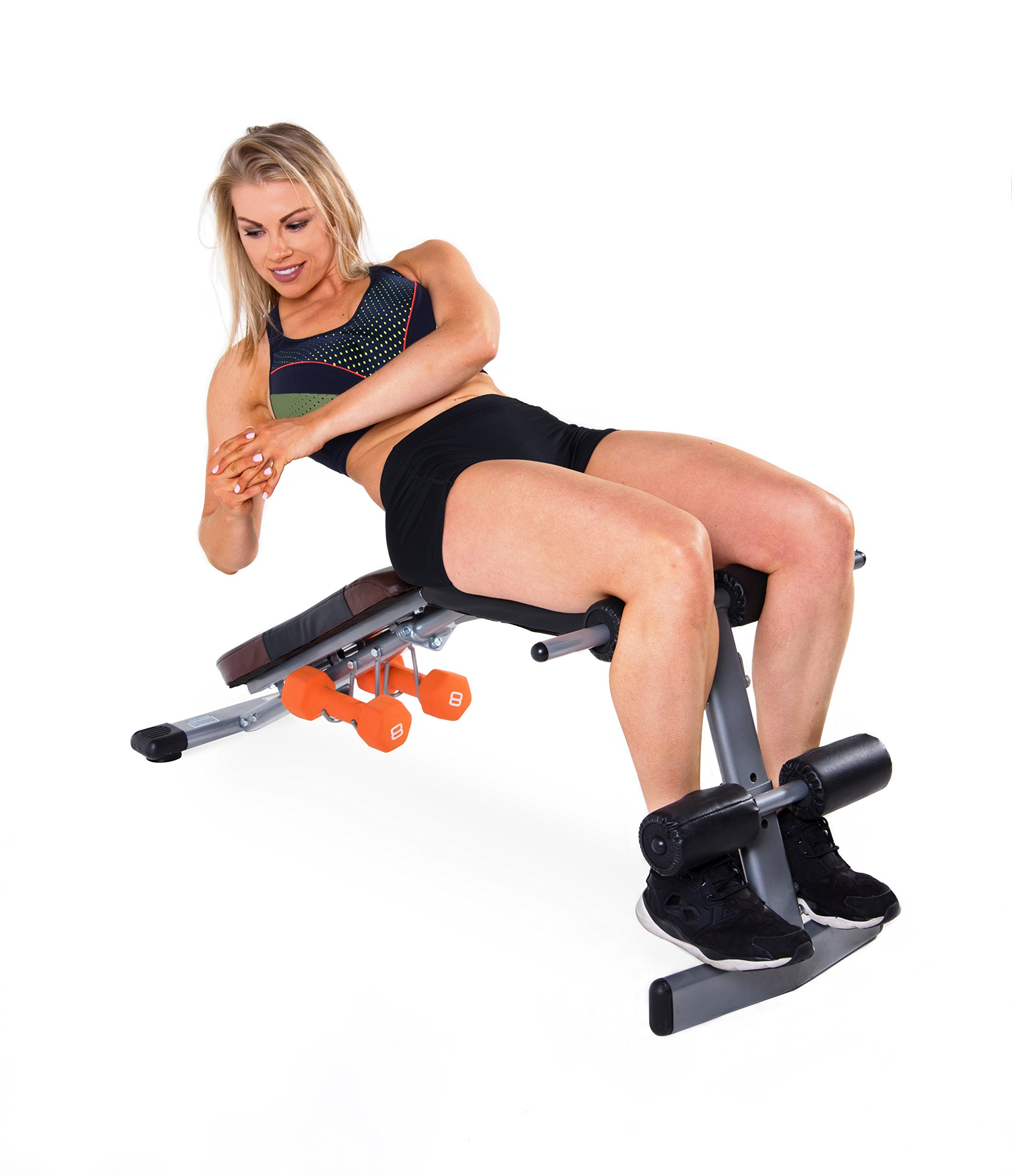 Cap Barbell Fitness Home Gym Adjustable Weight Bench Flat Decline Incline NEW
