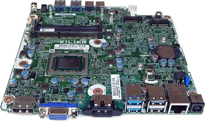 HP EliteDesk 705G2 DM Wilier A10 Motherboard 832034-001 810662-602 AMD Pro A10-8700B