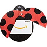 Amazon.com Gift Card in a Ladybug Reveal