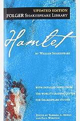 Hamlet ( Folger Library Shakespeare) Mass Market Paperback