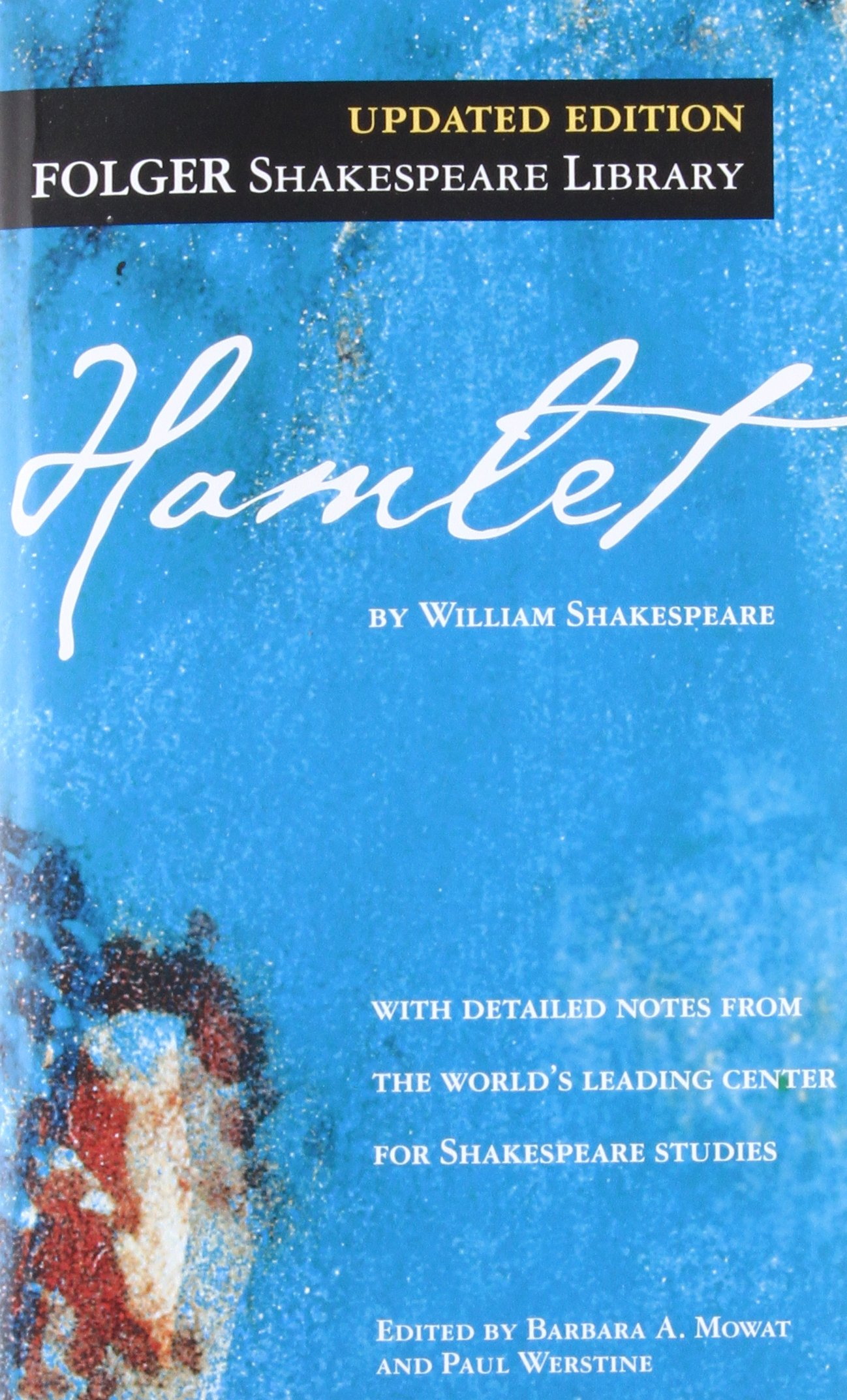 Hamlet Folger Library Shakespeare William product image