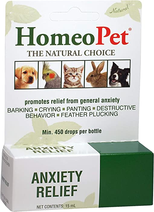 Top 9 Home Pet Anxiety Relief