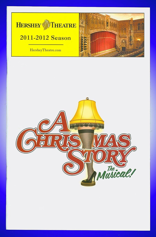 A Christmas Story The Musical, Pre Broadway Playbill + Rachel Bay Jones Gene Weygandt Clarke Hallum Jonathan Burke Rachel Bay Jones