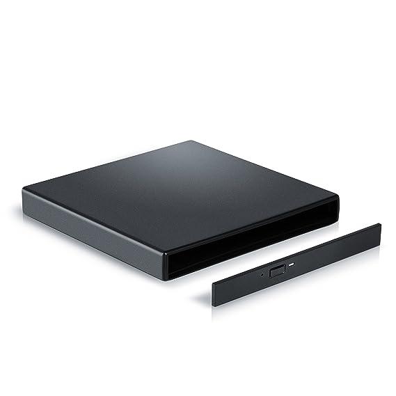 CSL - Estuche USB 2.0 para grabadora de DVD Externa | Altura ...