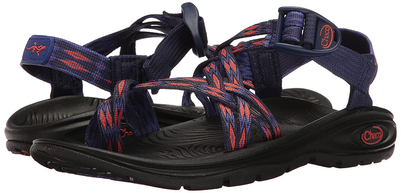 Chaco Sandal Women's Zvolv X2 Athletic Sandal Chaco B01H4XF938 6 M US|Volcanic Blue 2471b5