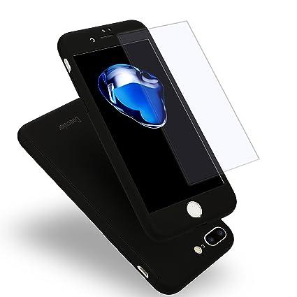Amazon.com: Coocolor - Carcasa para iPhone 7 Plus (ajuste ...