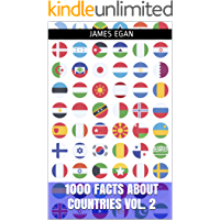1000 Facts About Countries Vol. 2