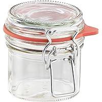 Leifheit 3190 玻璃罐,带夹紧固