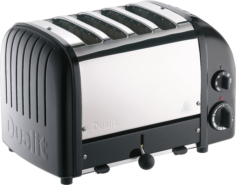 Dualit 47155 NewGen Toaster, Matt Black