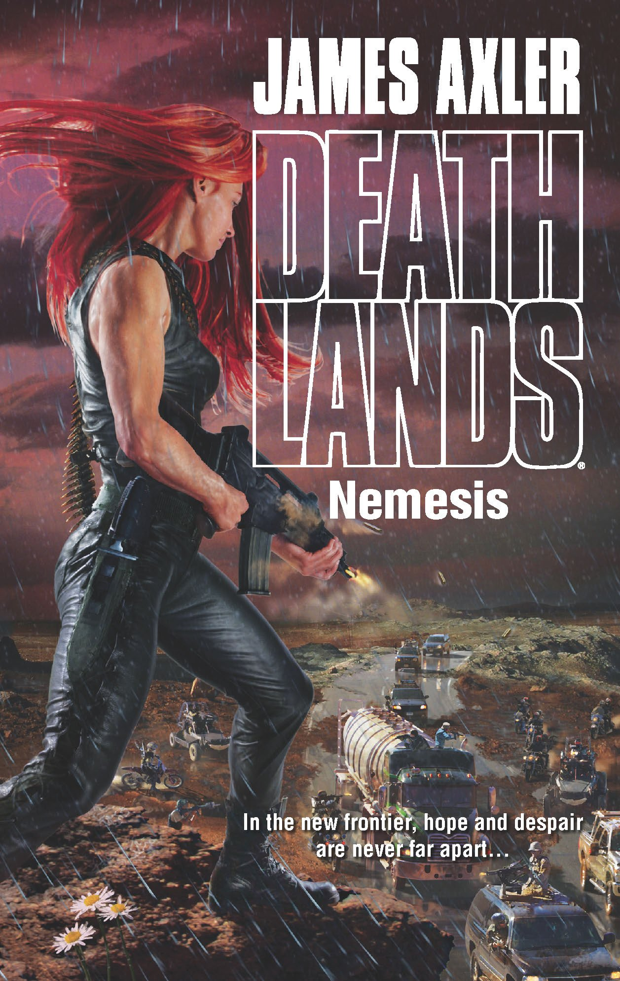 Nemesis (Deathlands) ebook