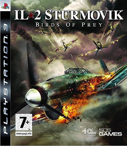 Amazon Com Il 2 Sturmovik Birds Of Prey Video Games