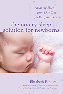 Amazon the no cry sleep solution gentle ways to help your the no cry sleep solution for newborns amazing sleep from day one for fandeluxe Document