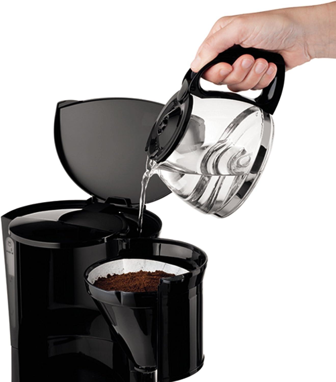 Moulinex Principio FG152832 - Cafetera de filtro, 6 tazas, función ...