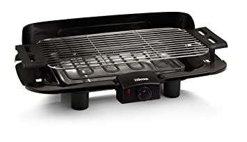 Tristar BQ - 2809 balcones barbacoa parrilla negro: Amazon ...