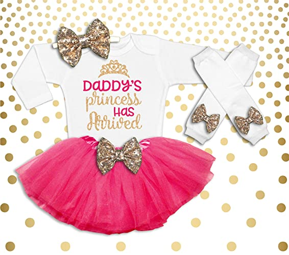 184e80065 Image Unavailable. Image not available for. Color: Baby Girl Coming Home  Outfit ...