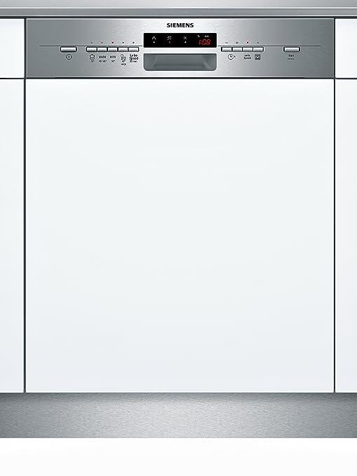 Siemens SN55N580EU Semi-incorporado 13cubiertos A++ lavavajilla ...