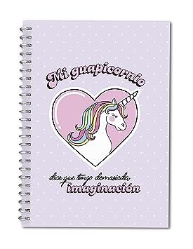 Planeta Gifts 10209962 - Cuaderno A4 la vecina rubia rústica ...