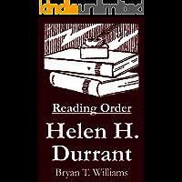 Helen H. Durrant - Reading Order Book - Complete Series Companion Checklist