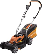 Yard Force 32cm Cordless Rotary Lawnmower with 40V Lithium-Ion Battery and Quick Charger