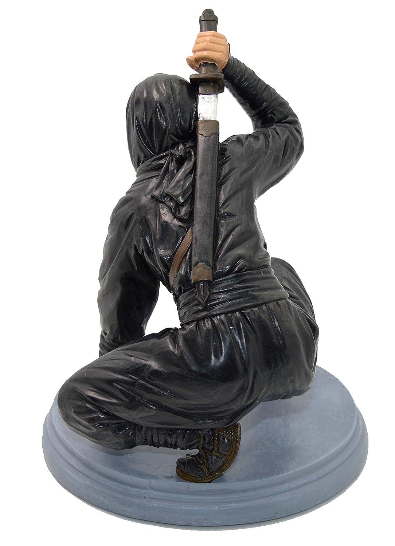 Japonés Warrior - Muñeca - Samurai Ninja- 16 cm/6.3