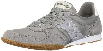 timeless design 6862b ea3f1 Saucony Originals Men s Bullet Sneaker Grey Gum 7 ...