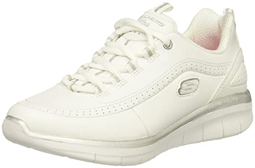 Zapatos blancos Skechers Synergy para mujer mEit38gt
