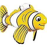 Amazon.com: Estados Unidos Toy hinchable peluche pez payaso ...