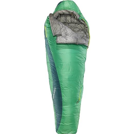 Therm-a-Rest Saros - Saco de Dormir sintético para Mamá (20 Grados), Color Northern Light, Tamaño Large: Amazon.es: Deportes y aire libre