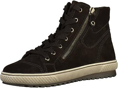 Gabor Shoes 53.754Mujer Derby Cordones Zapatos, Color Azul, Talla 35