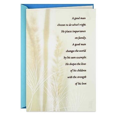 Amazon.com: Hallmark - Tarjeta de felicitación para el día ...