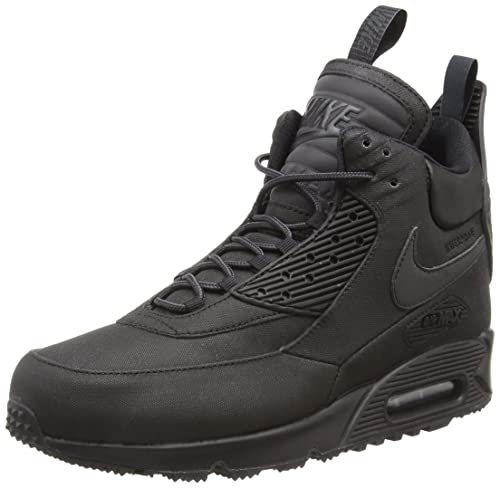 Nike Men s Air Max 90 Sneakerboot Winter Black 684714-002 (Size  8.5 ... d28b12fc2
