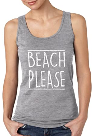 571e6b28dd09 Pekatees Summer Vibes Tank Top Summer Vacation Vibes Tank Women s Vacation  Top Beach Please S