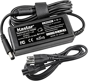 Kastar AC Charger for Dell XPS 140 Precision M1210 M1330 M140 M65 M60 M20, Latitude D400 D410 D500 D505 D510 D600 D610 D620 D800 D810 X300, Inspiron 1150 6000 6400 8500 8600 9200 9300 9400 E1405 E1705