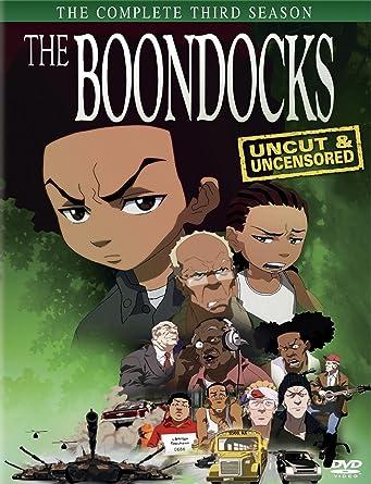 more photos b7363 bb9b5 Amazon.com  The Boondocks  Season 3  Regina King, John Witherspoon  Movies    TV