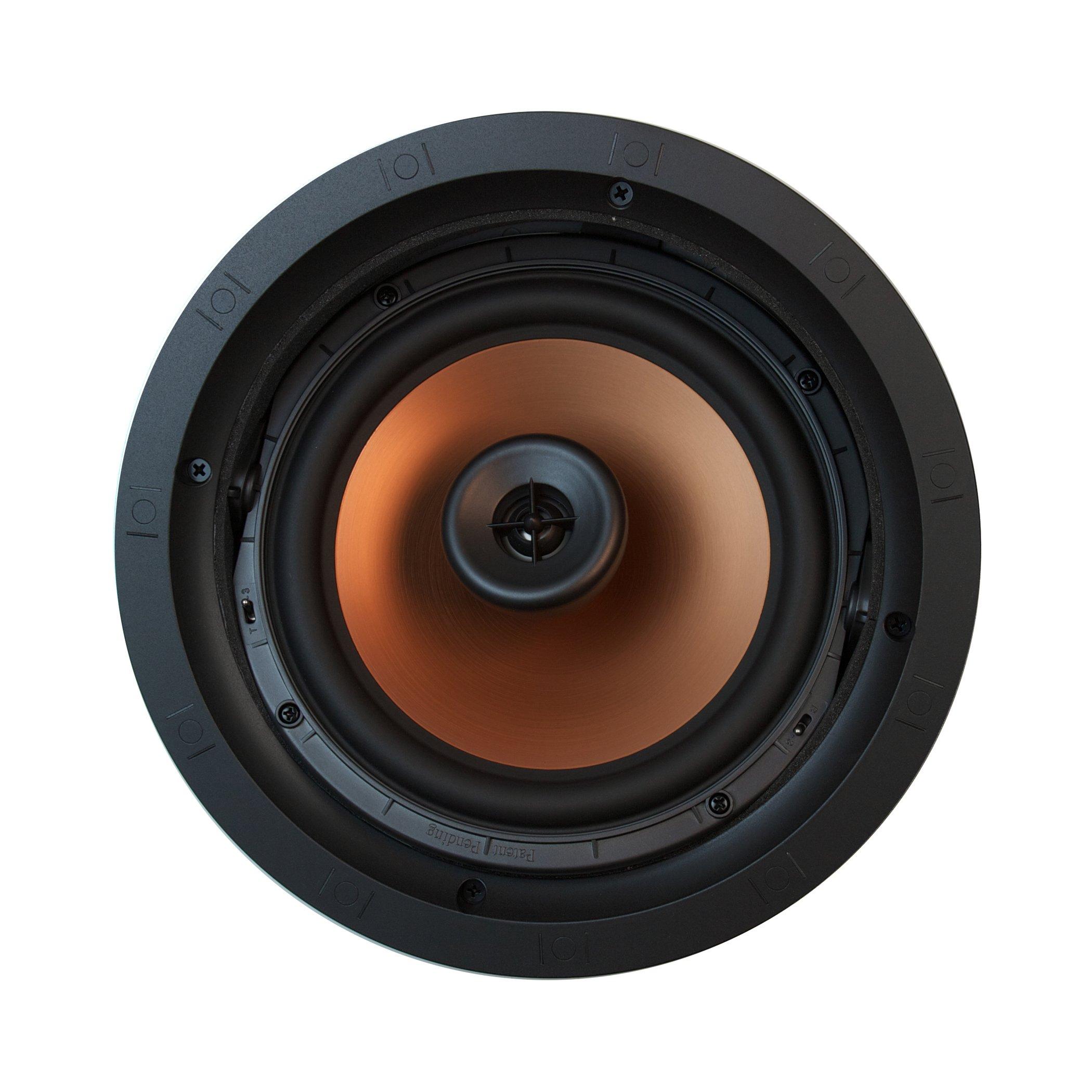 Klipsch CDT-5800-C II In-Ceiling Speaker - White (Each) by Klipsch