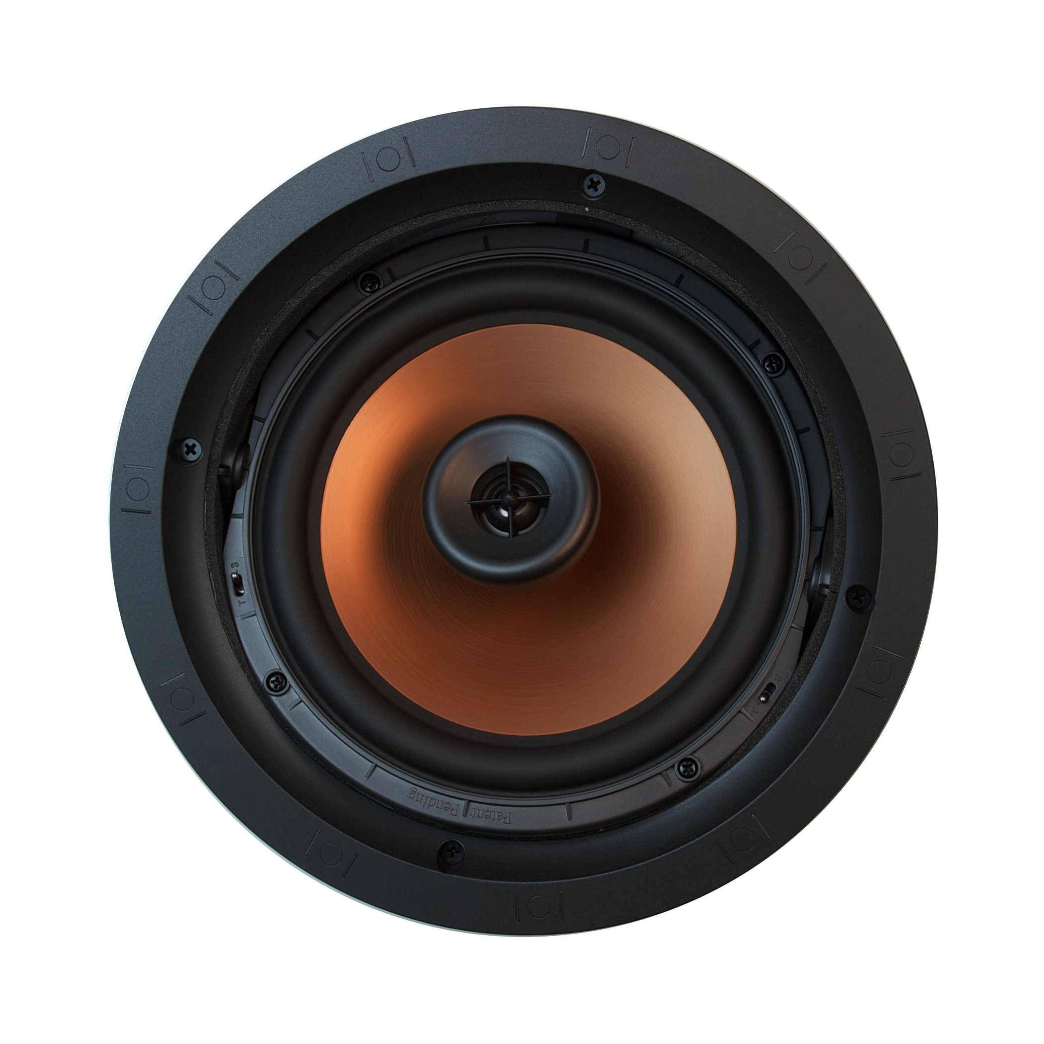 Klipsch CDT-5800-C II In-Ceiling Speaker - White (Each) by Klipsch