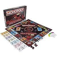 Monopoly - Marvel Heroes Monopoly Deadpool - Jeu de Société - E2033