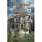 Haunted Hair Nights: A Bad Hair Day Cozy Mystery Novella (Bad Hair Day Mysteries)