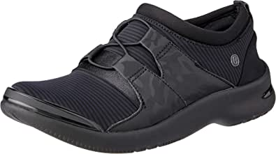 Bzees Women's Anytime Casual; Comfort; Ath Leisure; Slip on; Walking Shoe