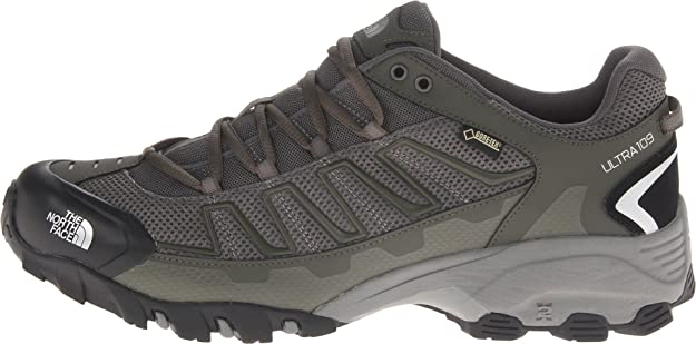 Amazon.com | The North Face Mens Ultra 109 GTX Graphite Grey/New Taupe Green 9.5 D - Medium | Shoes