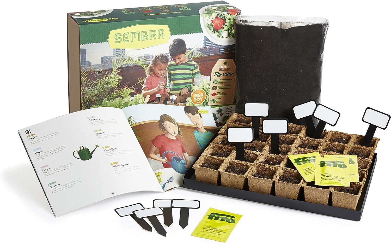 Sembra - Mi primer huerto de hortícolas, juego educativo (8707 ...