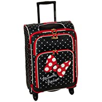 Deals on American Tourister Disney Softside Luggage w/Spinner Wheels