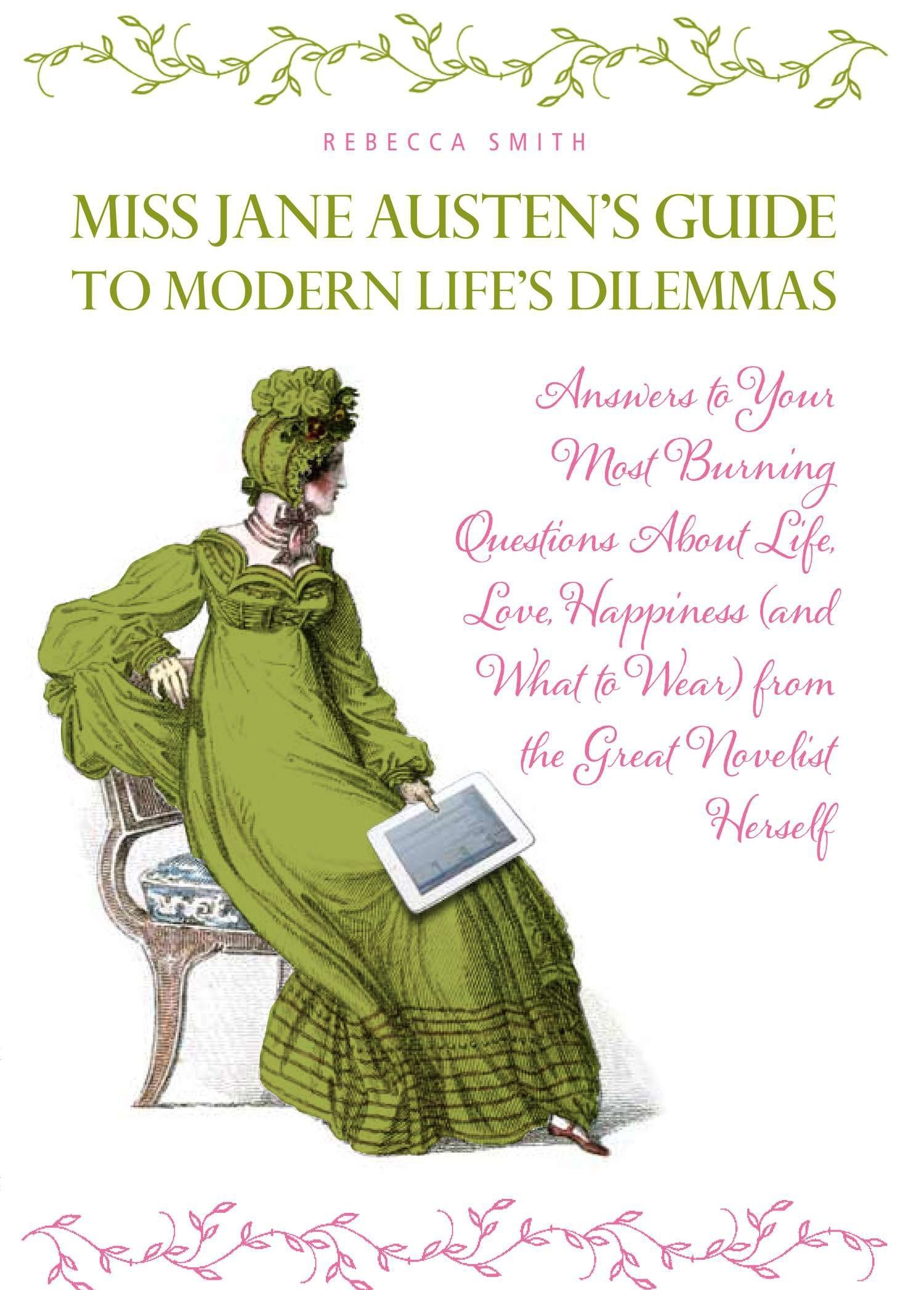 Buy Miss Jane Austen's Guide to Modern Life's Dilemmas