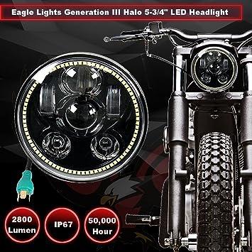 Amazon.com: Eagle Lights Generation III Black 5 3/4\