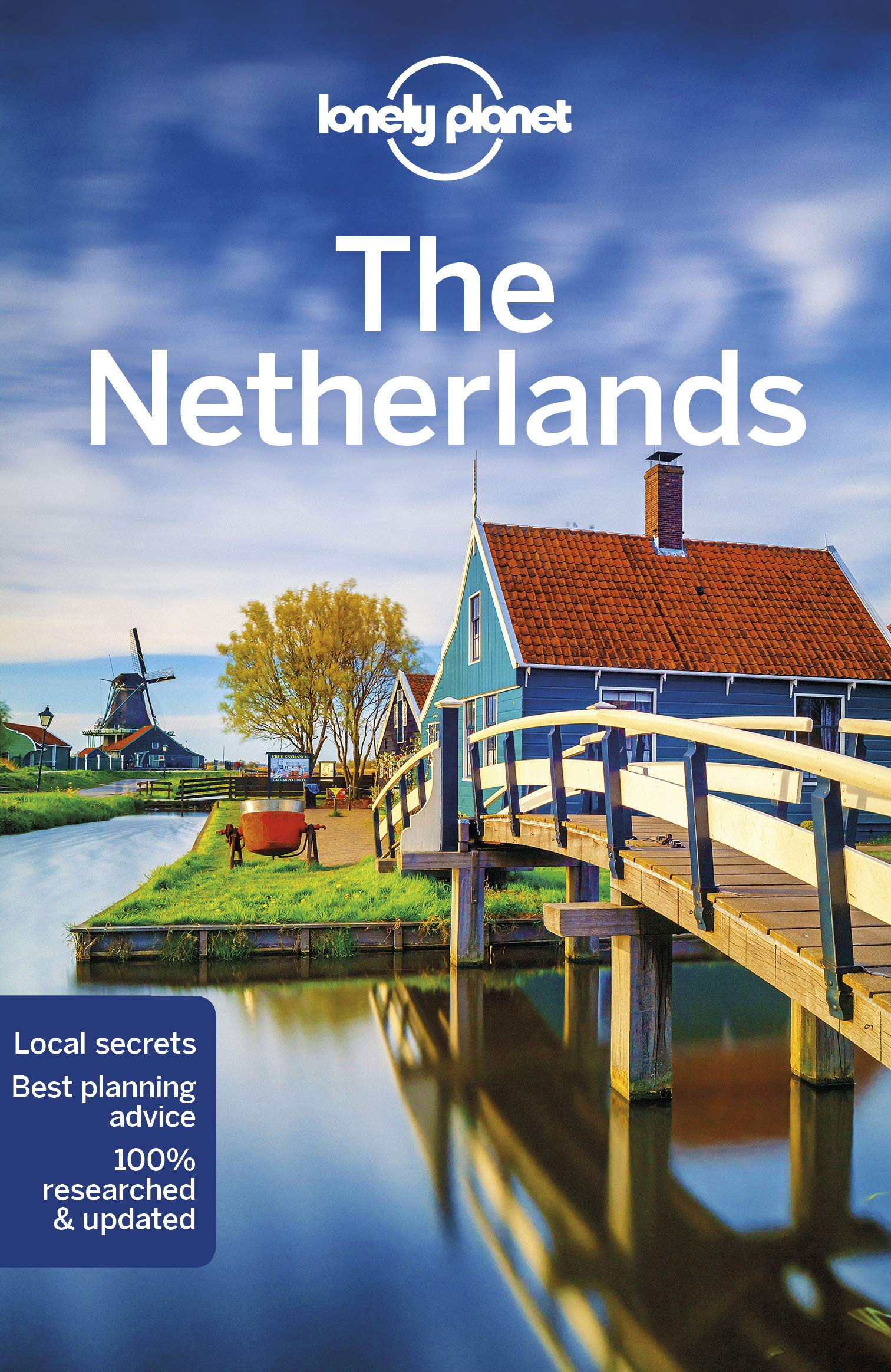 Lonely Planet Netherlands Travel Guide