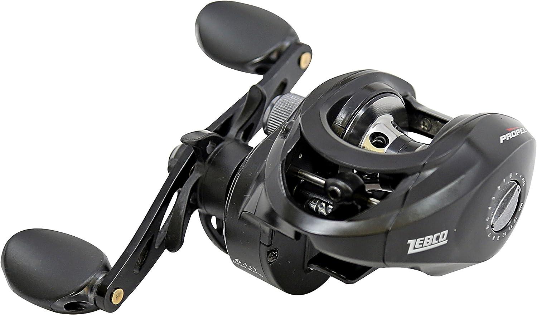 Quantum Fishing Zebco Propel Right-Hand Baitcast Reel
