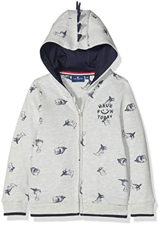 retail prices buy popular new appearance Tom Tailor Baby Boys' Sweatjacke with Hood Track Jacket ...