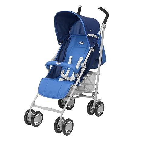 Chicco London Up - Silla de paseo con barra, color azul