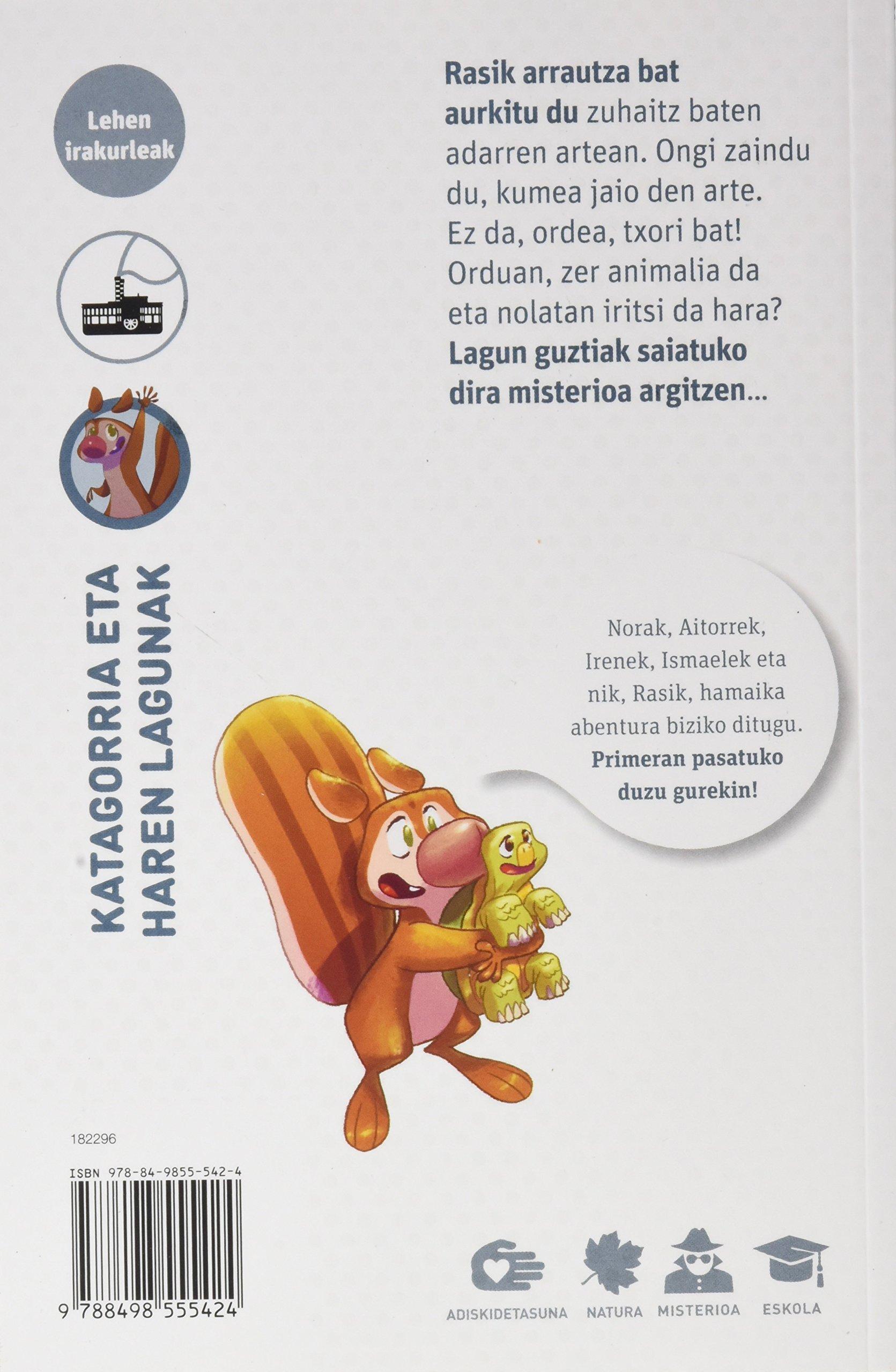 Pack Rasi Piloto [Euskera] (El Barco de Vapor Blanca): Amazon.es ...