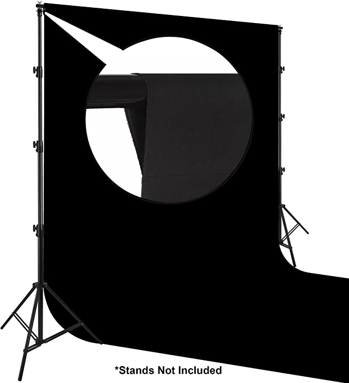 Prism Hintergrundstoff Von Ravelli Weiß Foto Video 100 Baumwolle Gewicht 150 G Quadratmeter 2 7 M X 3 3 M Nach Waschen Computer Zubehör